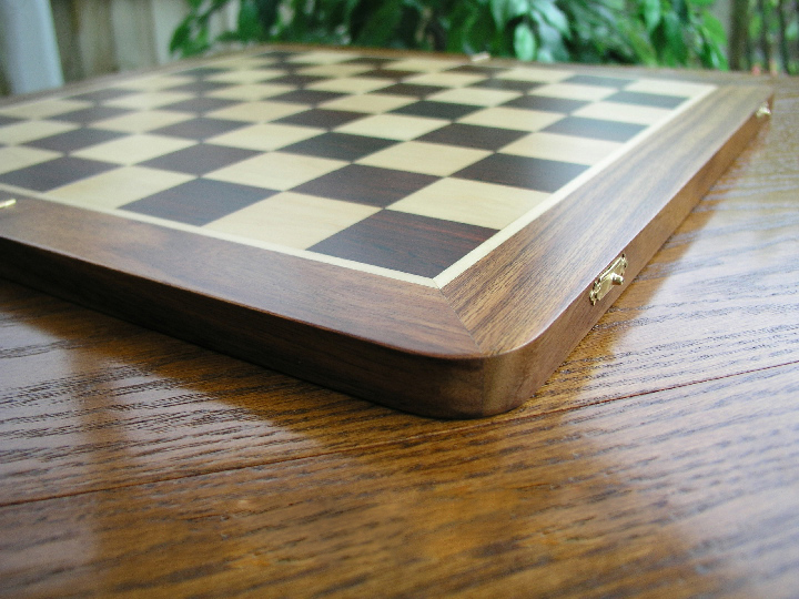 Sheesham Folding Chess Board with 1.5 inch Squares