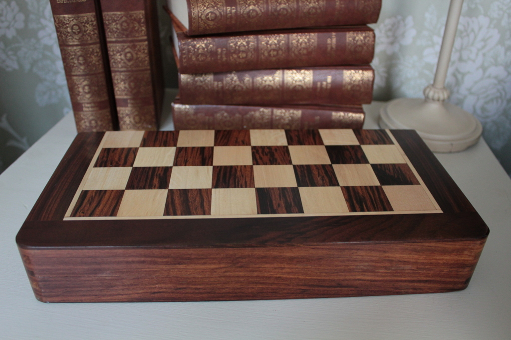 Chess, Draughts and Backgammon 12 inch