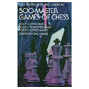 Tartakower - 500 Master Games Of Chess Chess Book
