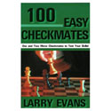 BK2026 Larry Evans - 100 Easy Checkmates