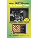 Igor Khmelnitsky - Chess Exam - Matches against Chess Legends You vs. Bobby Fischer