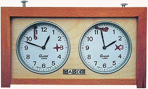 Garde Chess Clock
