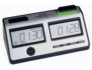 Saitek Competition Game Pro Digital Chess Clock