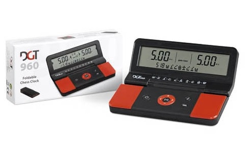 DGT960 Digital Chess Clock