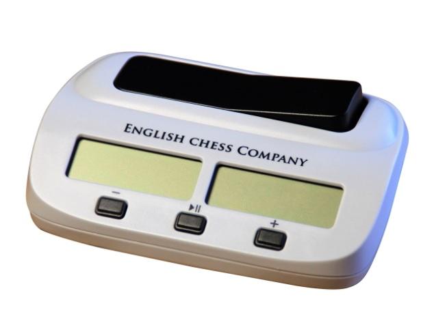 English Chess Company Digital Chess Clock