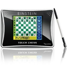 CM2008 Einstein Wizard Touch Chess Computer