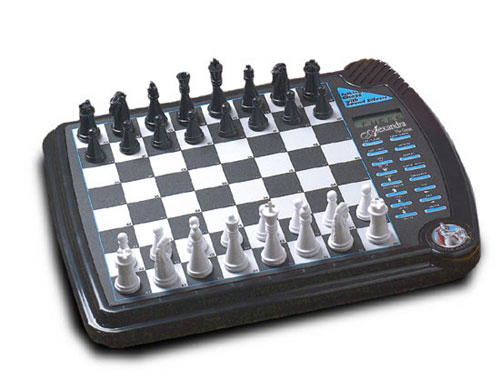 Excalibur Alexandra Talking Chess Computer