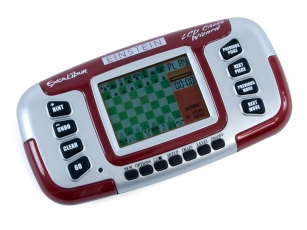 Excalibur Einstein LCD Handheld Chess Computer