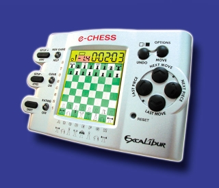 Excalibur e-Chess Computer