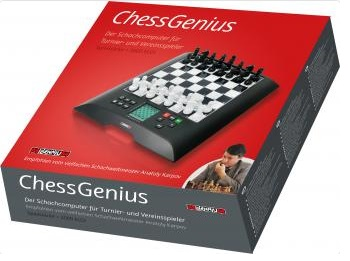 CM2029 MILLENNIUM ChessGenius Chess Computer - STD