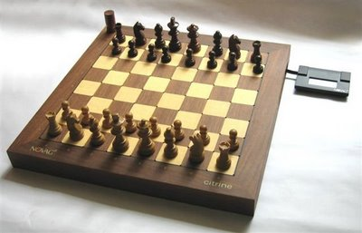 Novag Citrine Chess Computer