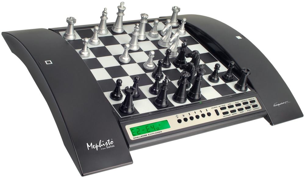 Cmd2015 saitek kasparov chess explorer pro chess computer