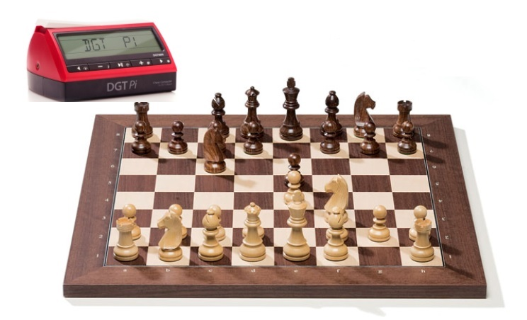 DGT Pi Senator Chess Computer - Bluetooth