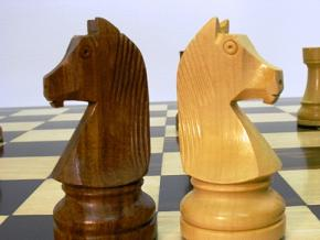 Classic Staunton Double Weighted Chess Pieces