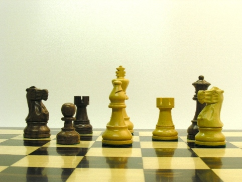American Staunton With 3 75 Inch King Chess Set 0 1278