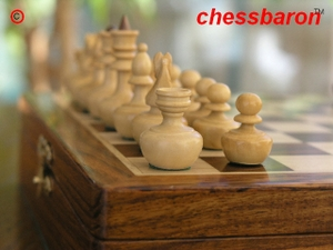 Weebles No Wobble - Tiny Combination Chess Set
