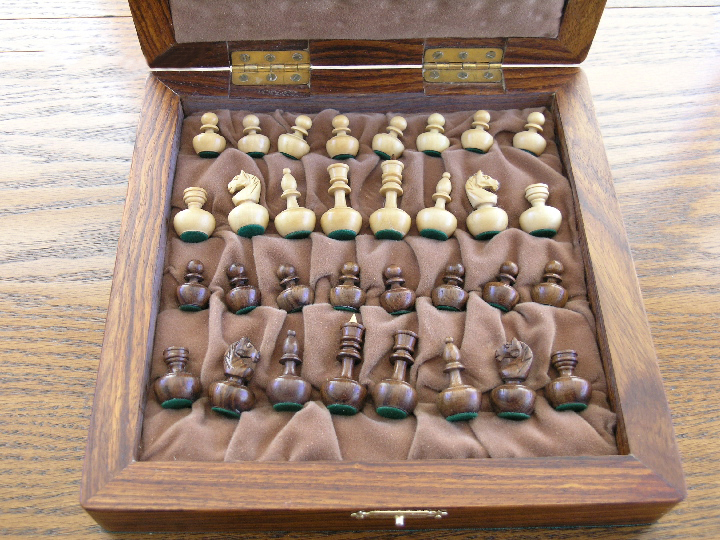 Weebles No Wobble - Compact Combination Chess Set