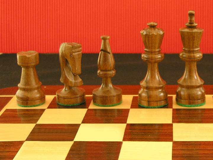 Weighted Russian Classic 3.5 inch King Chess Set