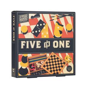 Small Five Games Compendium - 6 inches
