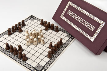 HNEFATAFL Viking Game (Tafl)