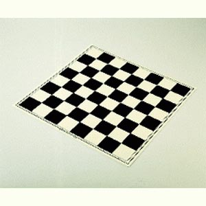 F2006 Semi-Rigid Chess Mat - 2 inch squares