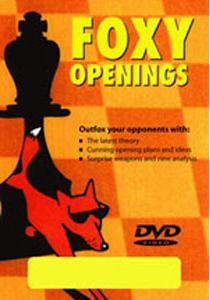 Foxy Openings - Untamed Chigorin - Davies - Chess DVD