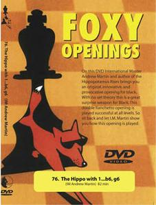 Foxy Openings - with b6 and g6 - Andrew Martin - Chess DVD