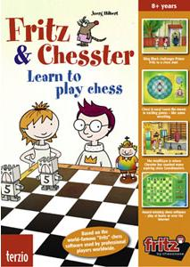 Learn to Play Chess with Fritz and Chesster 1 Chess Software