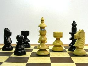 Staunton Wein Design Chess Pieces