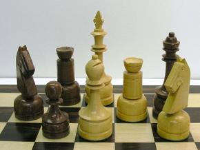 Large Staunton - 6 inch King Chess Pieces