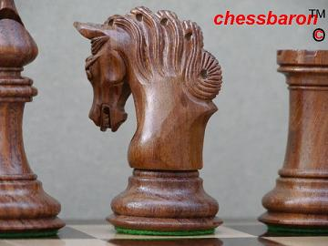 The Mayfield Triple Weighted Chess Pieces