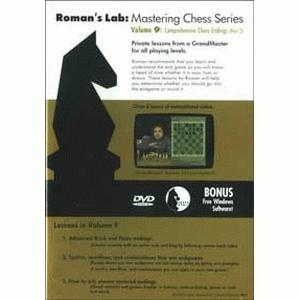 Romans Chess DVD - Lab Vol 9 - Comprehensive Chess Endings - 2