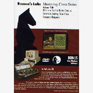 Romans Chess DVD - Lab Vol 18 - Blitz as a tool to better chess and Secrets in Beating your Chess Co