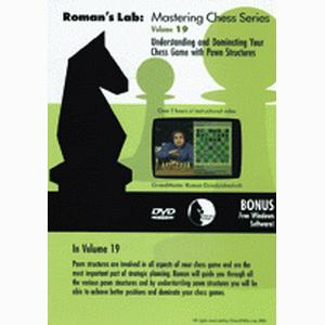 Romans Chess DVD - Lab Vol 19 - Understanding and Dominating your chess game with Pawn Structures
