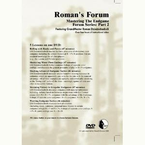 Romans Chess DVD - Lab Vol 30 - Mastering the Endgame Forum Series - Part 2