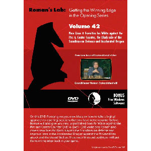 Romans Chess DVD - Lab Volume 42