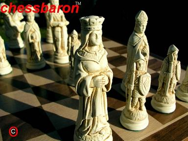 Camelot Chess Set