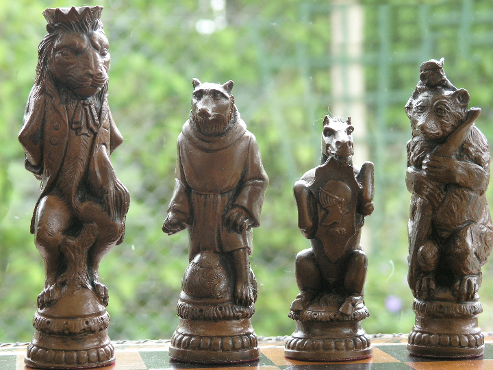 Berkeley Chess Ltd - Reynard the Fox