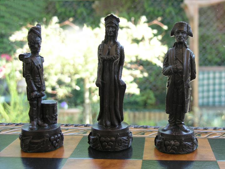 Mascott Chess Napoleon Chess Set 0 1278 426100