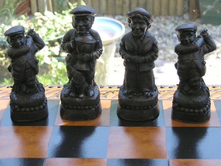 Golf Chess Set 0 1278 426100