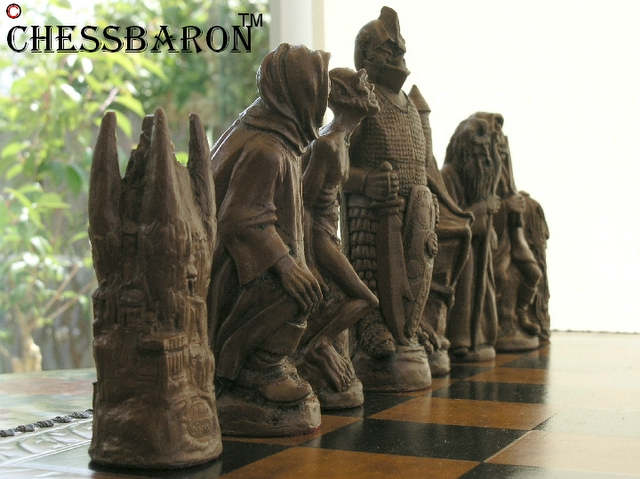Lord Of The Rings Chess Pieces 0 1278 426100