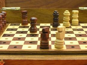 Quality 6 inches x 6 inches Chess Set