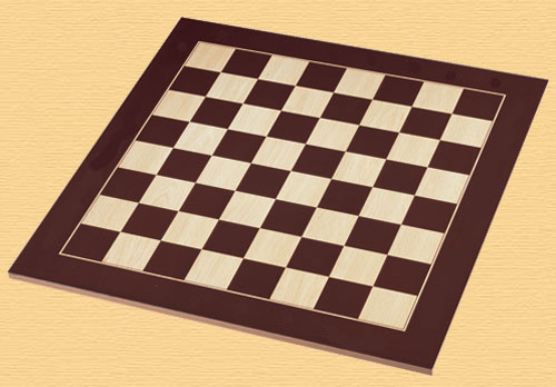 Plain Quality Chess Board 2 inch squares