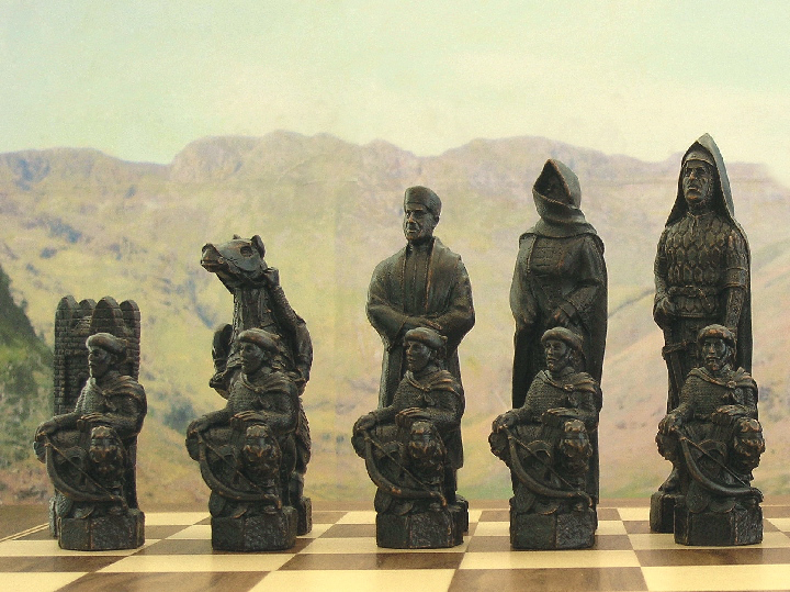 The Crusades Chess Set 0 1278 426100
