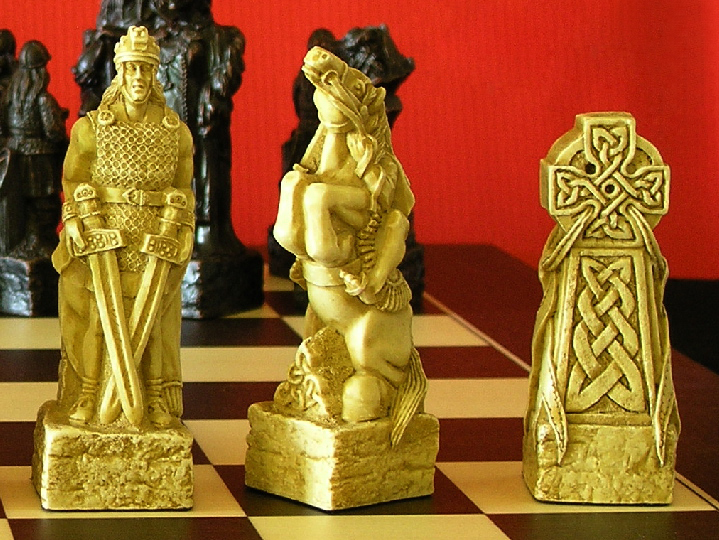 Celtic Chess Pieces 0 1278 426100
