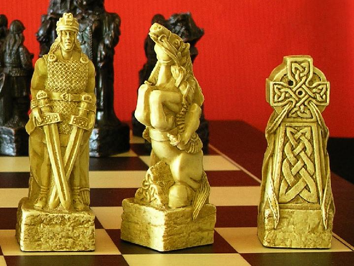 Celtic Chess Pieces 0 1278 426100