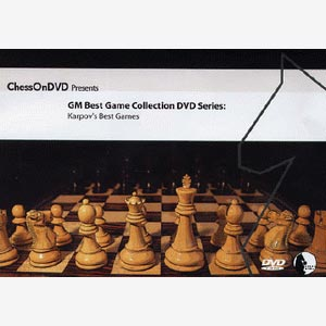 Karpovs Best Games - Set of Four - Chess DVD
