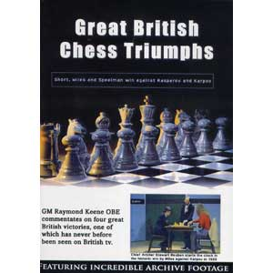 Great British Chess Triumphs - Chess DVD