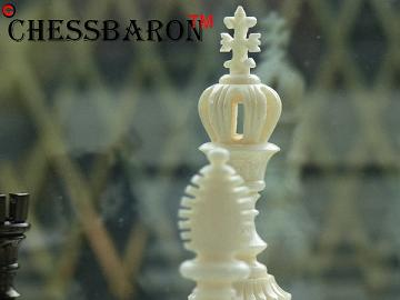 The Suzanna Bone Staunton Chess Pieces