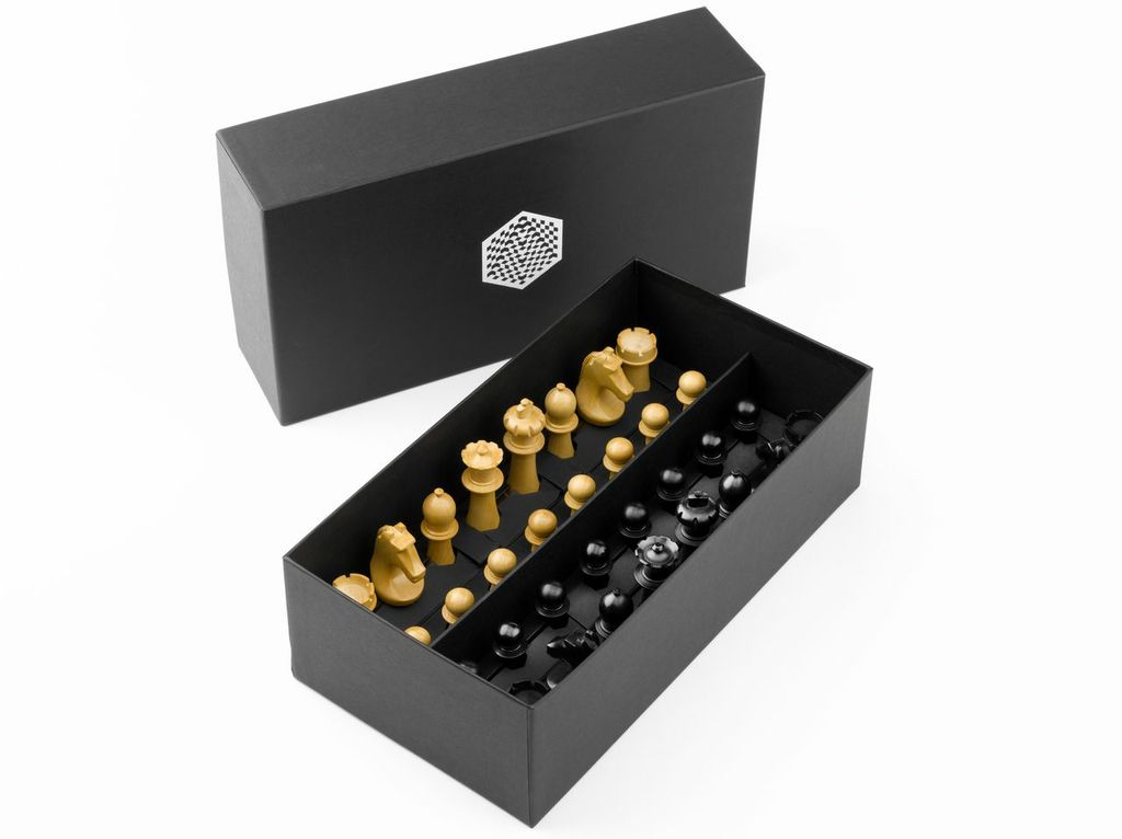 FIDE World Championship Chess Set
